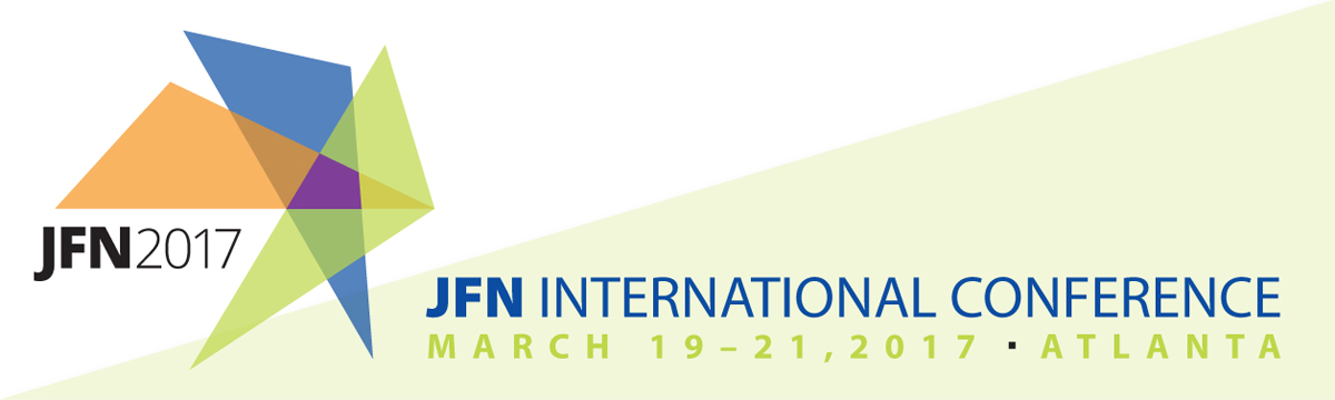 JFN International Conference 2017 (Atlanta)