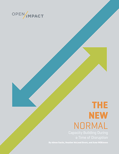 The New Normal report