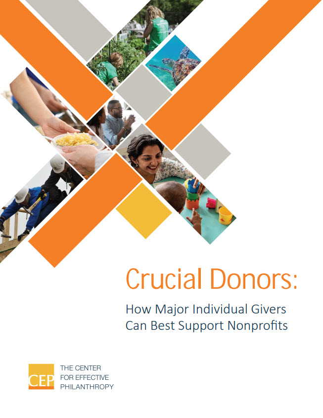Crucial Donors (cover)