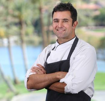 founders dinner with scott commings hells kitchen season 12 winner - Hells Kitchen Season 12