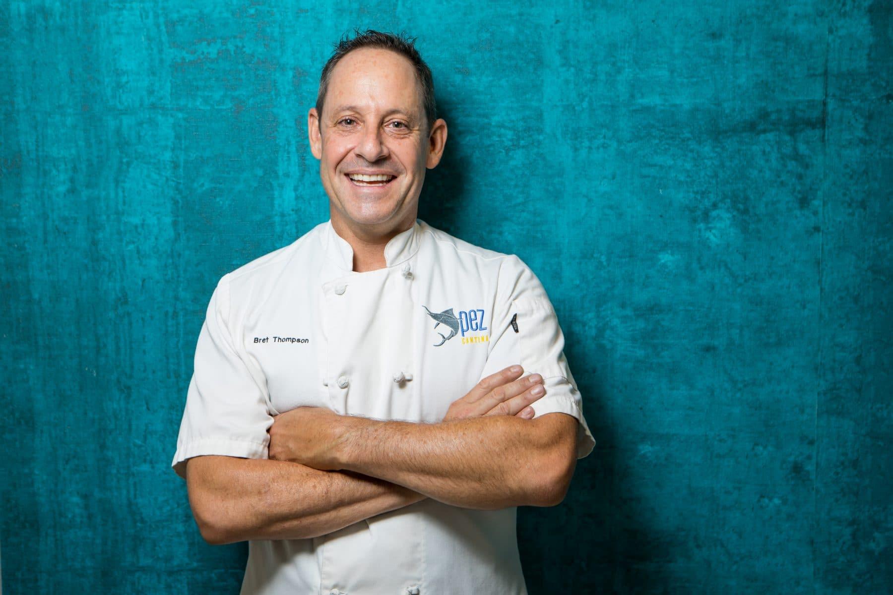Chef Bret Thompson