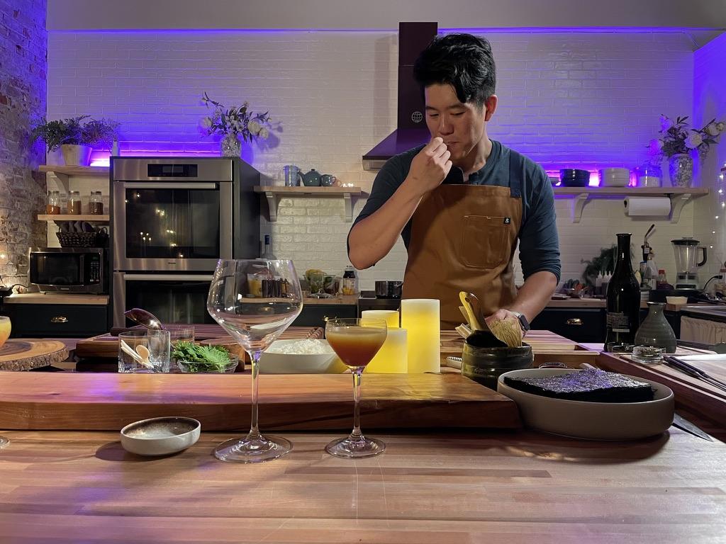 Season Finale With Rising Star Chef Jasper Lynn