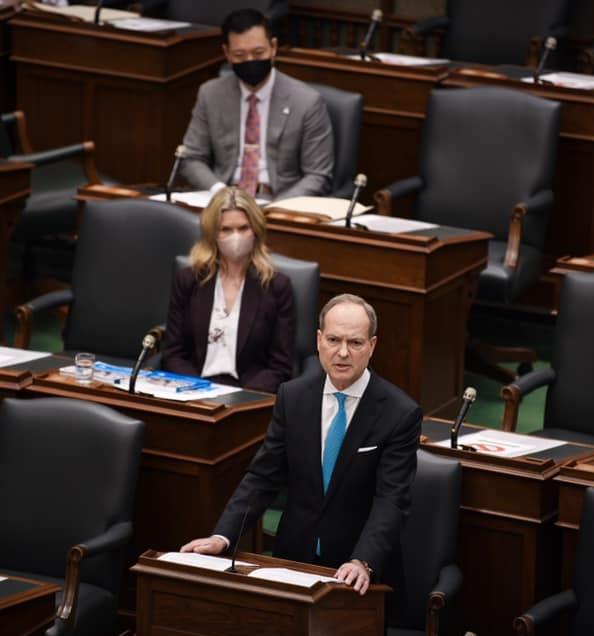 2021 Ontario Budget