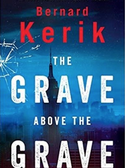 Grave Above the Grave Book Cover