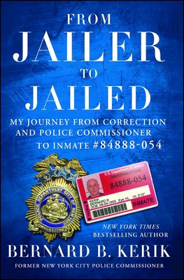 From Jailer to Jailed Book Cover
