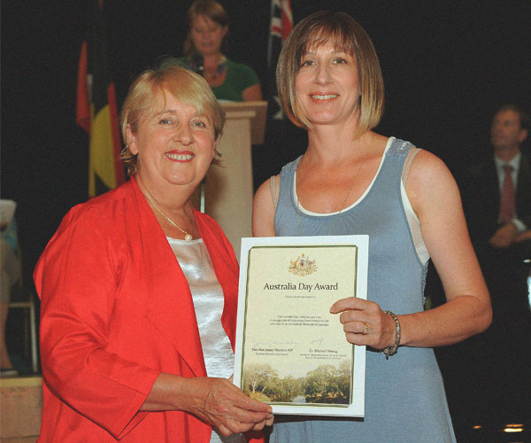 Jagajaga Australia Day Awards