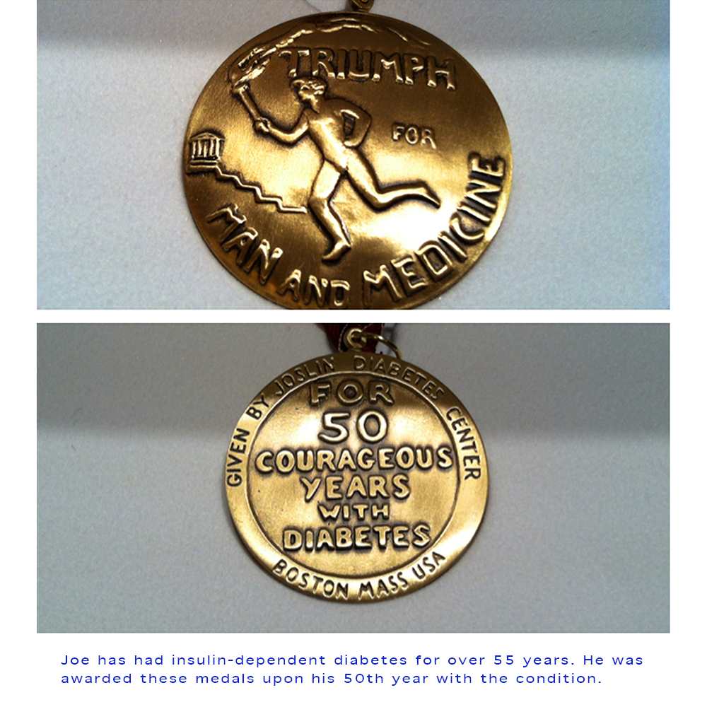 50 Year Medals