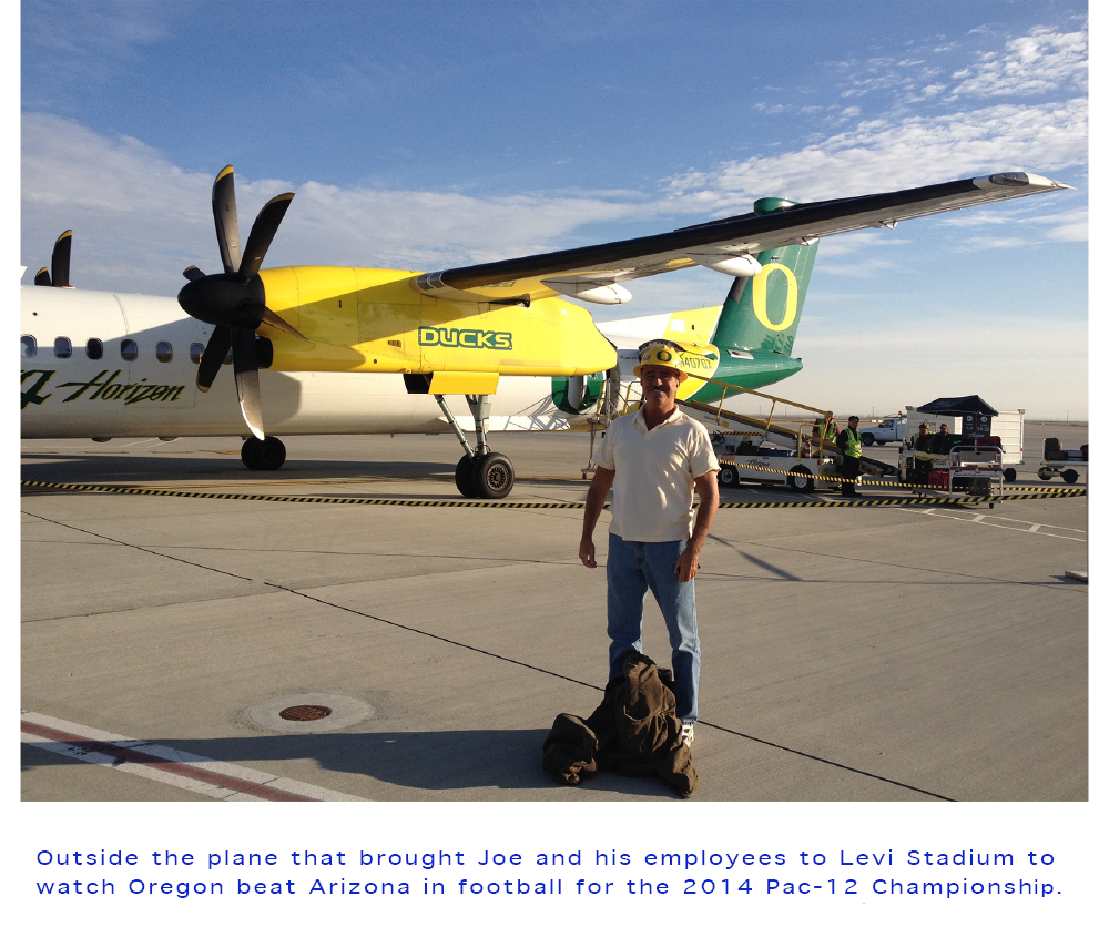 Oregon Plane