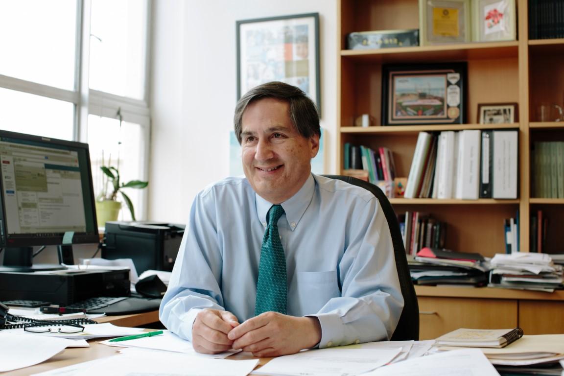 John Trasvina in office