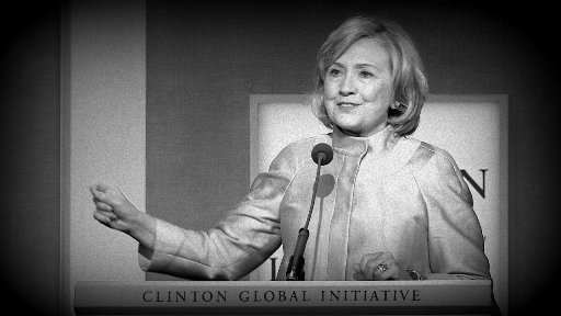 Hillary Clinton (credit Clinton Foundation)