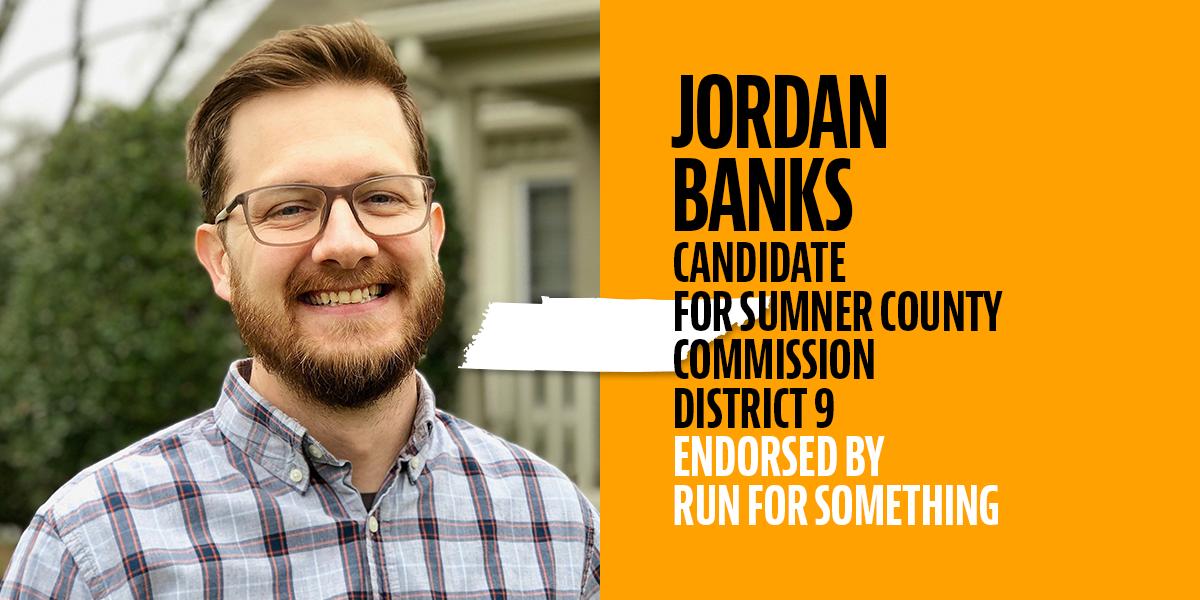 Run For Something Endorses Jordan Banks