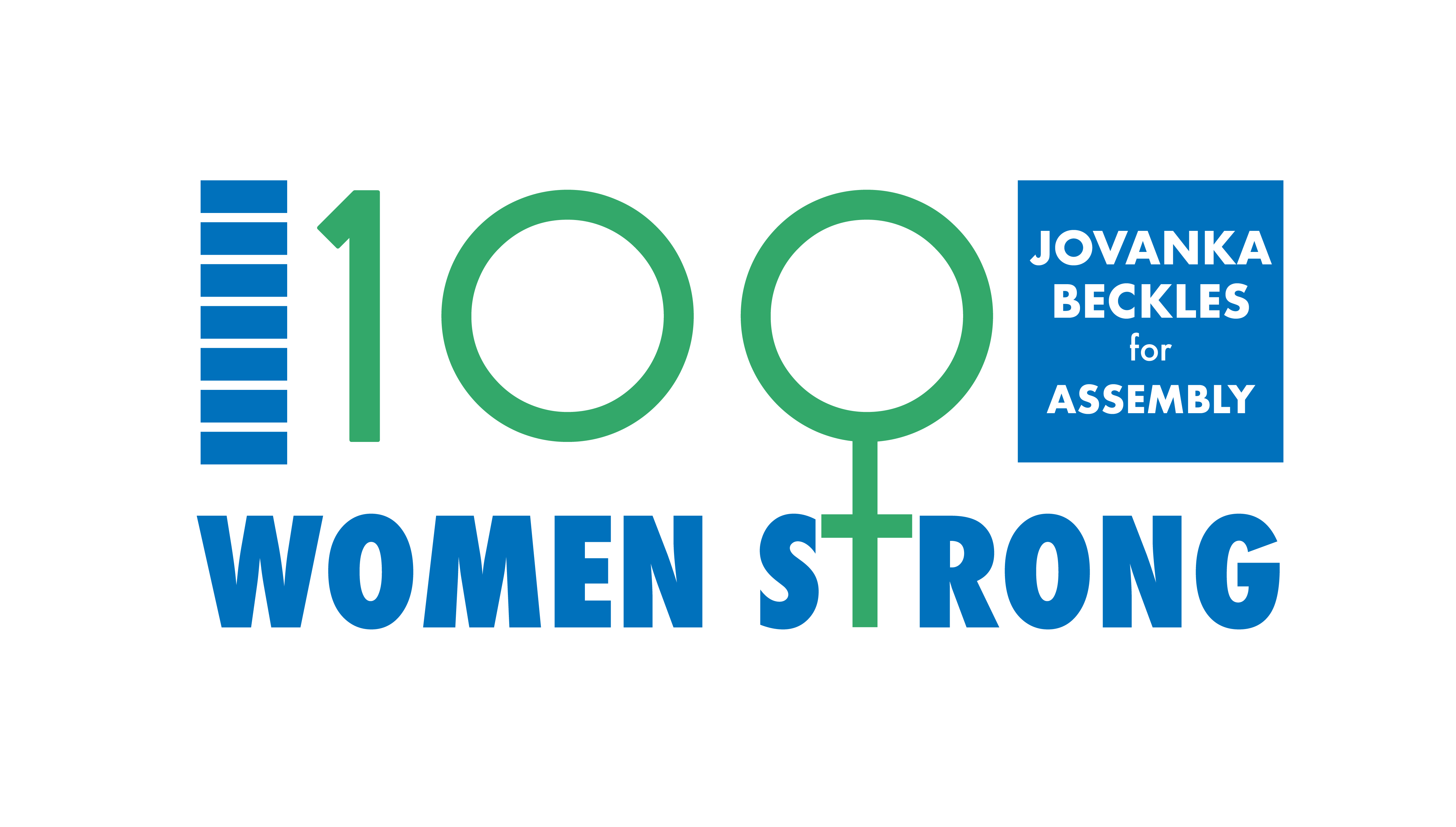 Join 100 Women Strong!