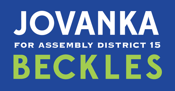 Jovanka Beckles For Assembly District 15
