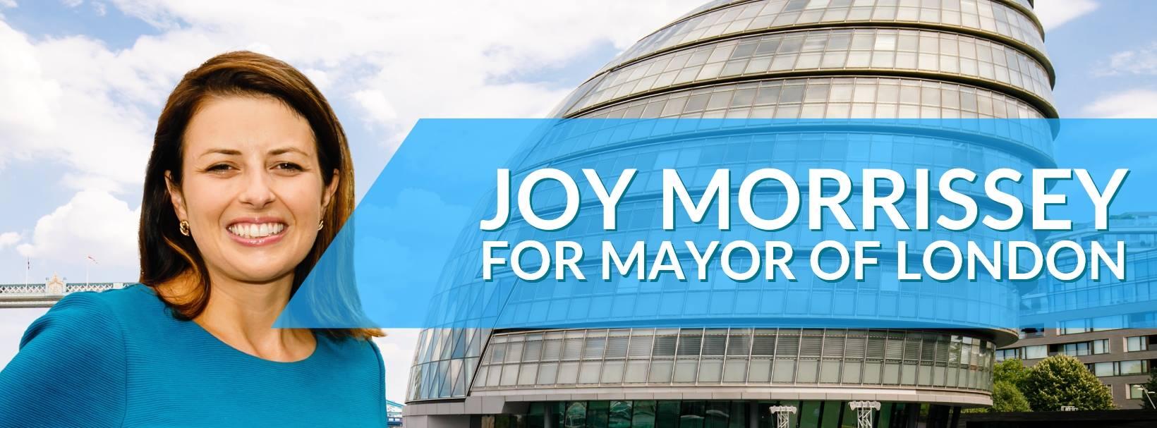 Joy Morrissey
