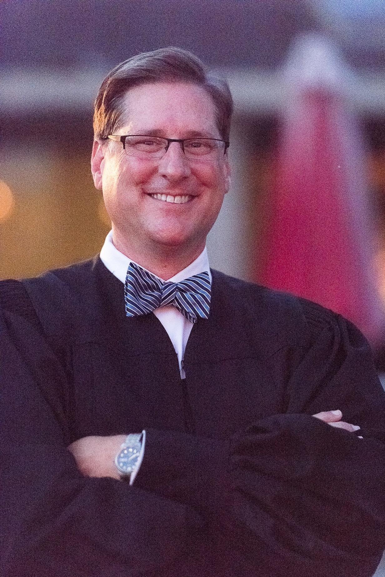 Judge Jerry Simoneaux
