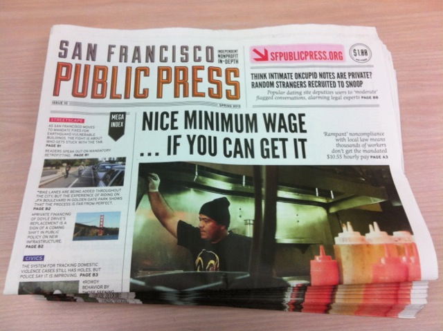 Photo courtesy of the SF Public Press