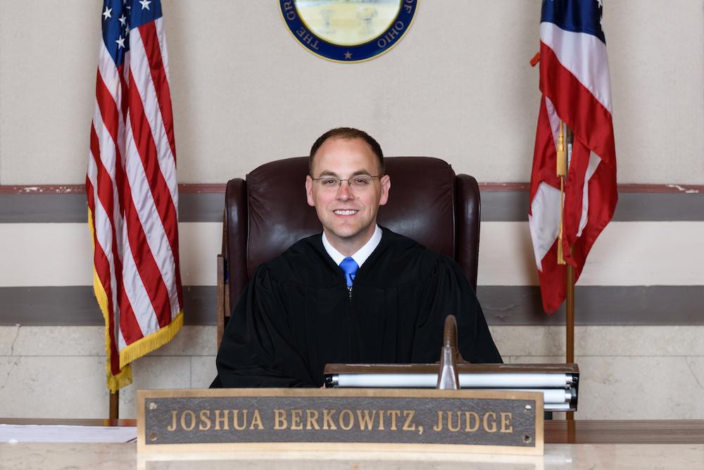 About - Keep Judge Berkowitz