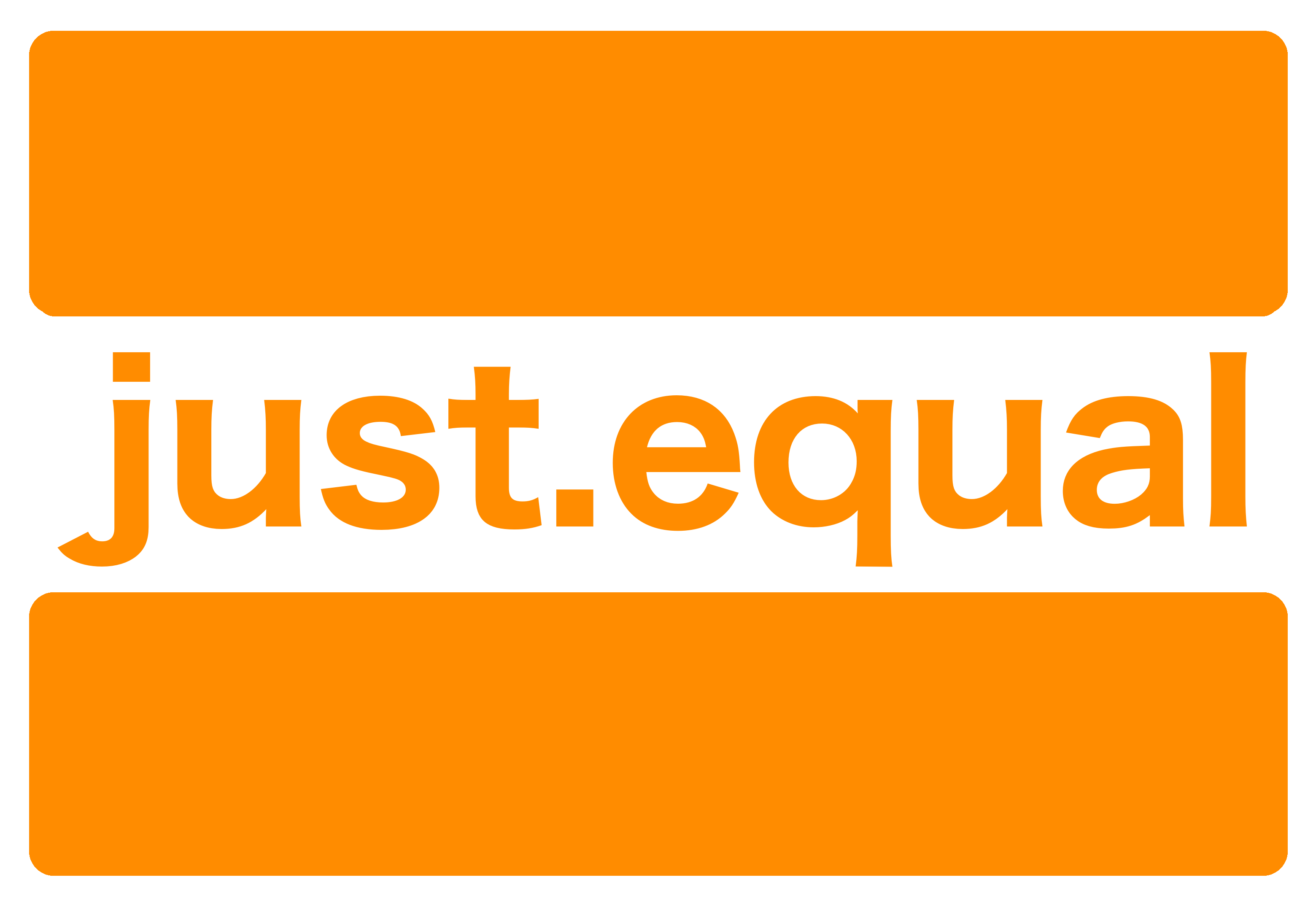 JUST EQUAL
