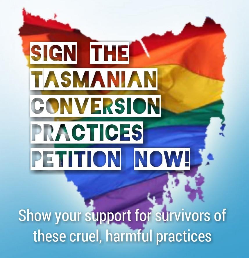 Ban Conversion Practices in Tas