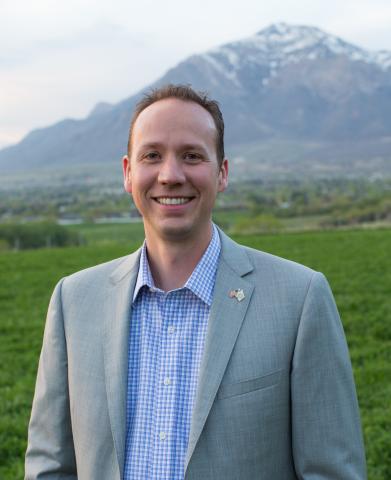 Representative Justin Fawson