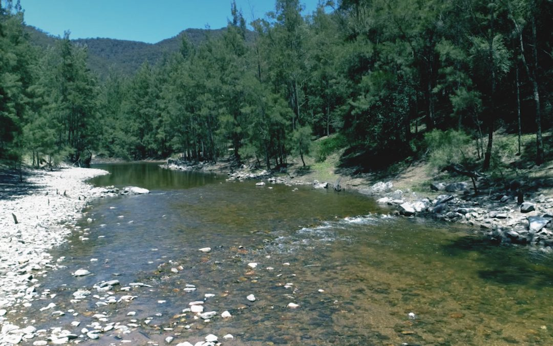 Plans to raise Warragamba Dam threaten one of NSW's wildest rivers in Blue Mountains National Park