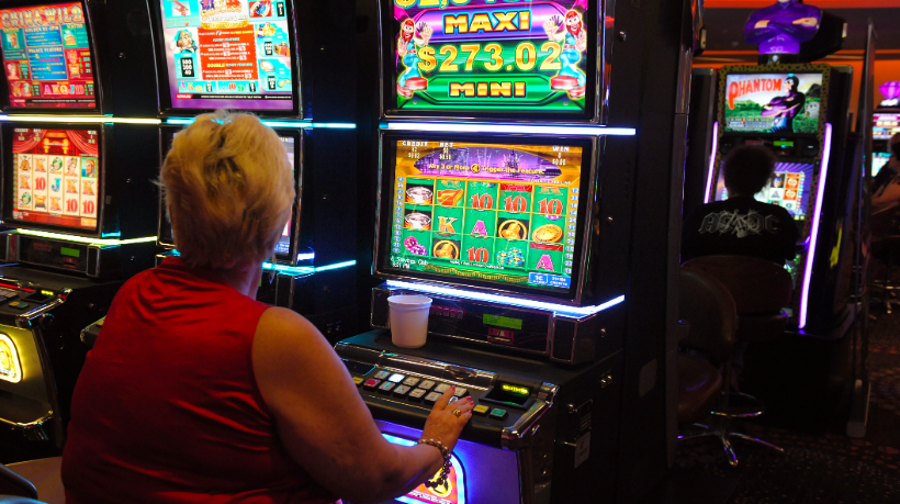 NSW Coalition agreement with pokies clubs shows gambling vested interests in control in NSW - Justin Field