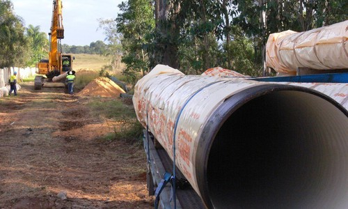 NSW Government's half a billion dollar Sydney pipeline won't solve drought crisis