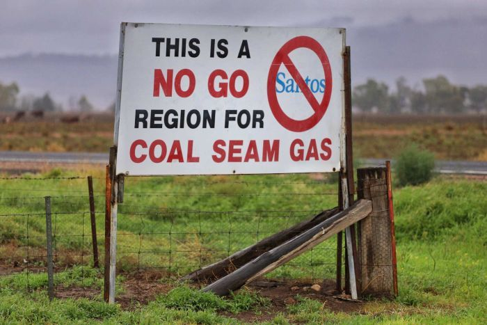 Santos has been referred! Parliament should back Coal Seam Gas Moratorium to protect land and water from Santos' Narrabri Gas Project