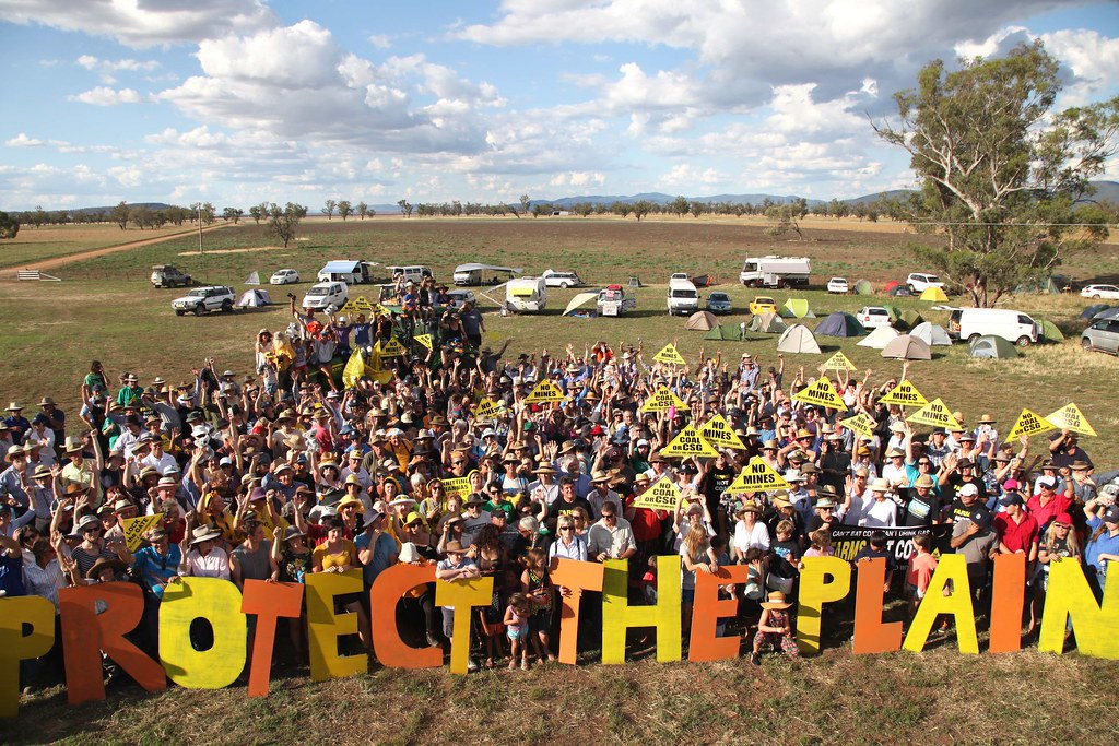 Nationals back Santos over farmers with coal seam gas exploration set to restart on the Liverpool and Moree Plains