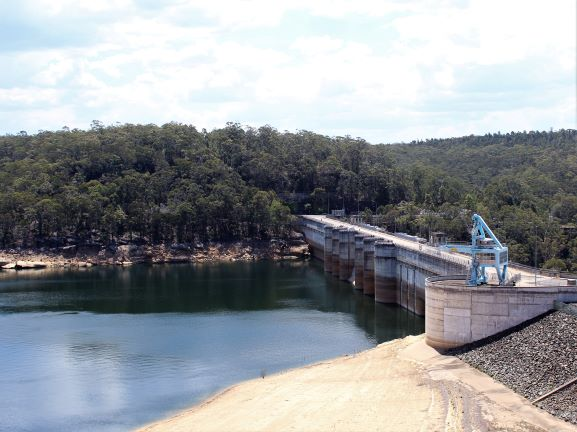 Media Comment on the release of the Warragamba Dam raising EIS