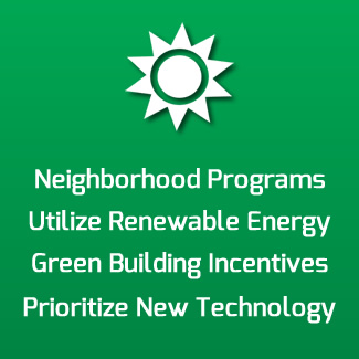 Tempe Sustainability - Randy Keating for Tempe City Council