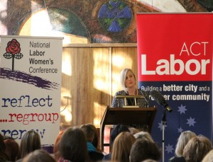 ALP women's conference 2014 1