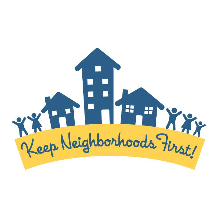 Keep Neighborhoods First Team