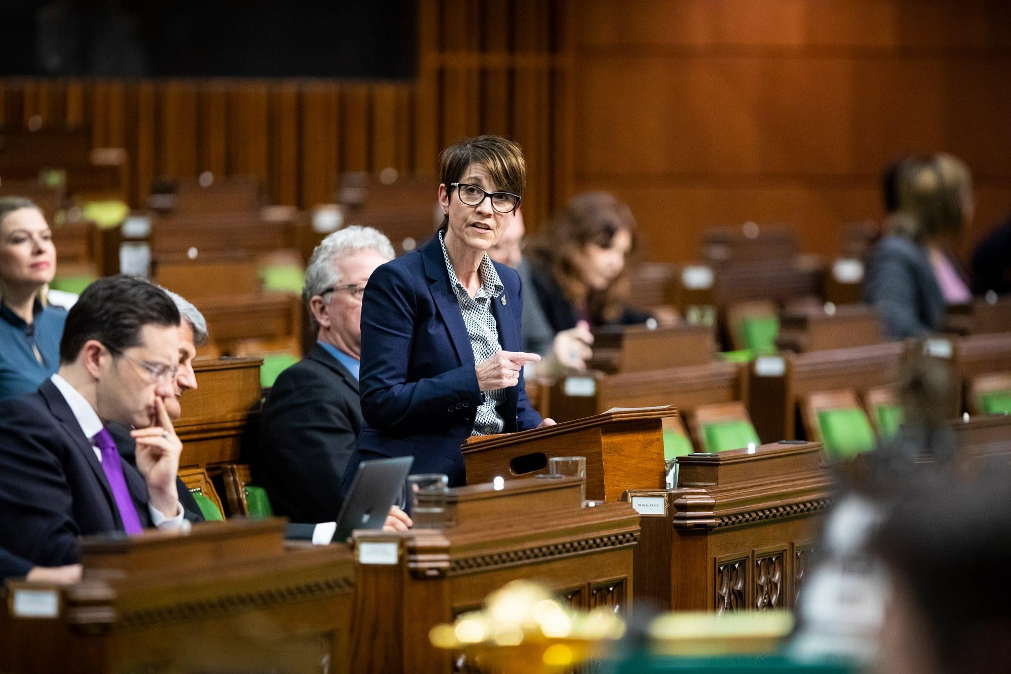 Meet Kelly - Kelly Block, MP