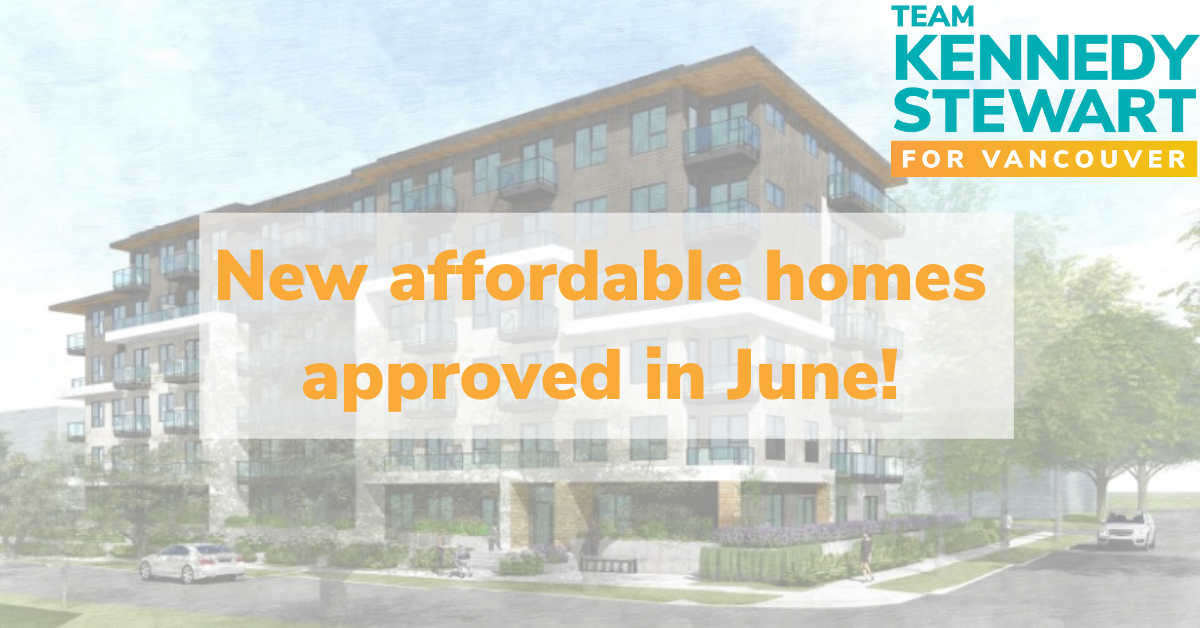 June Affordable Housing Roundup