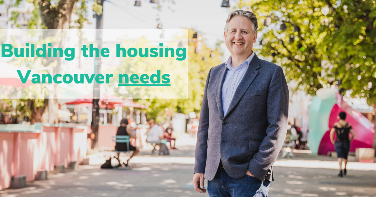 Building more affordable housing by clearing the backlog