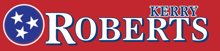 Senator Kerry Roberts
