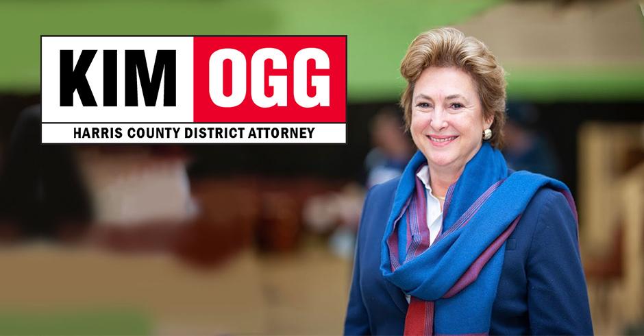 Kim Ogg District Attorney