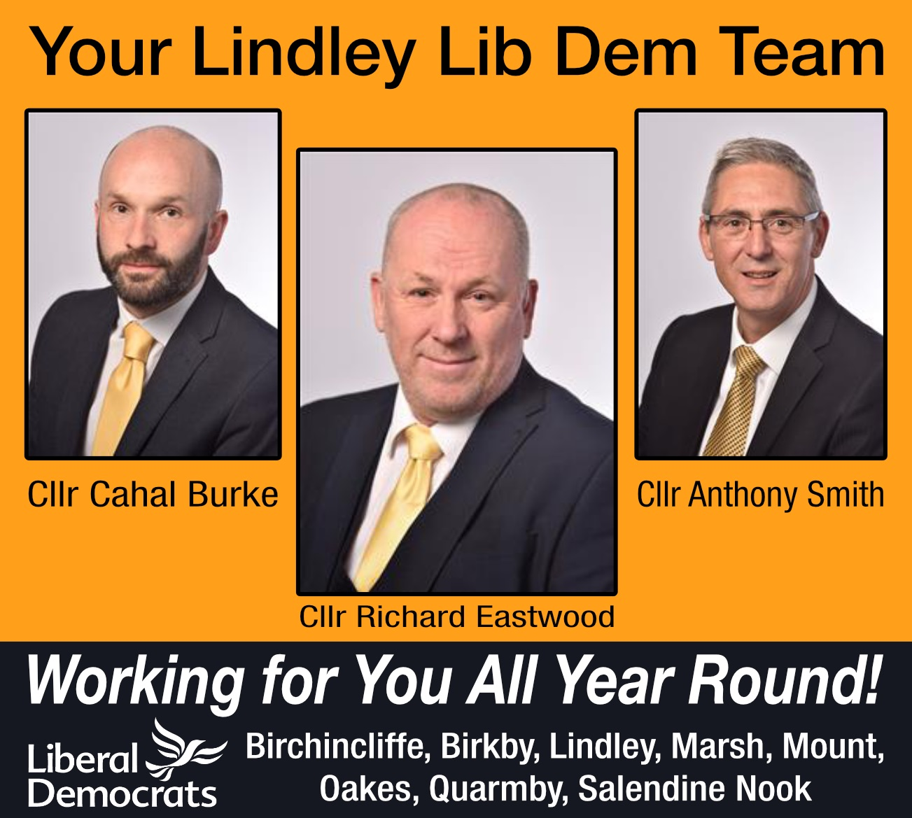 Lindley Lib Dem Team