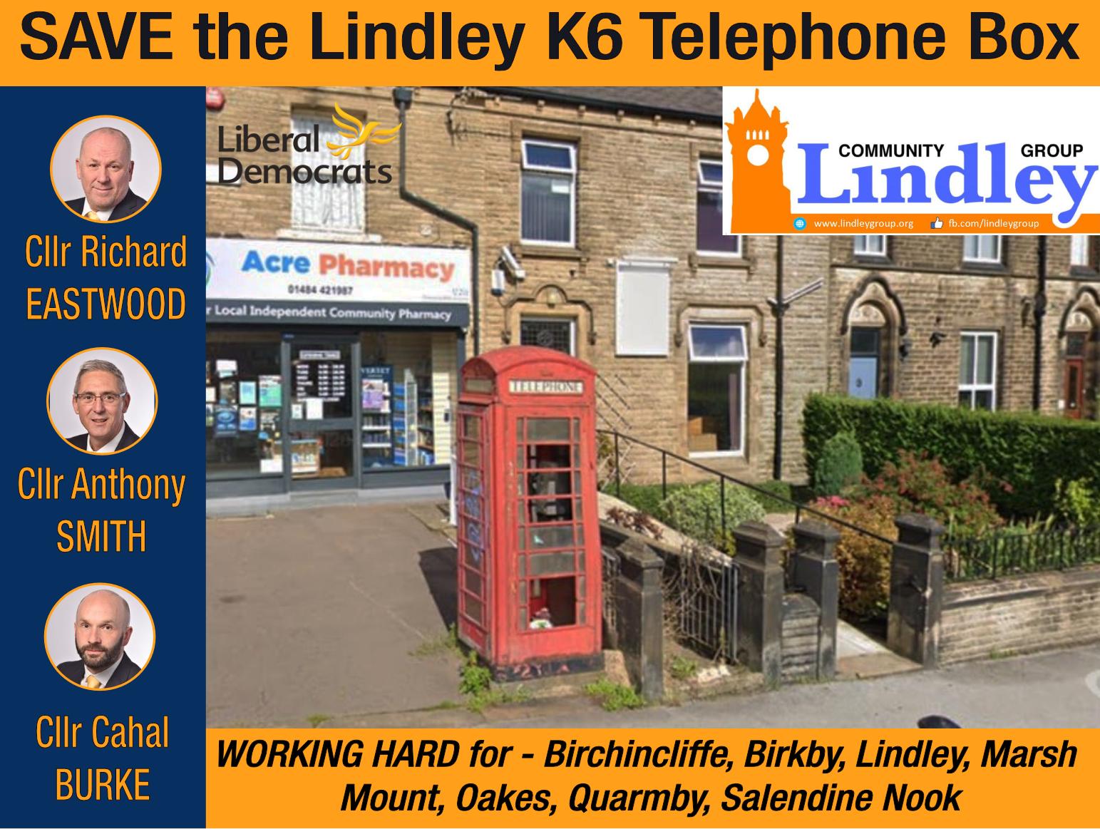 Lindley Phone Box