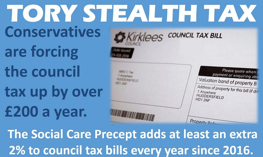 Stop the Stealth Tax