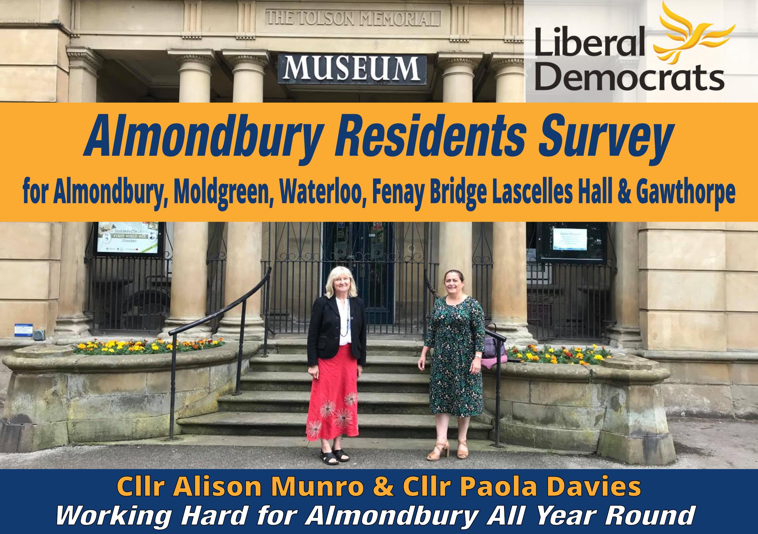 Almondbury Councillors