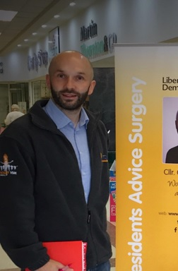 Lib Dems announce additional funding for mental health in Calderdale