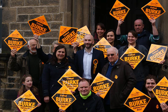 LIB DEMS to give £770 boost to 75,150 pensioners in Kirklees