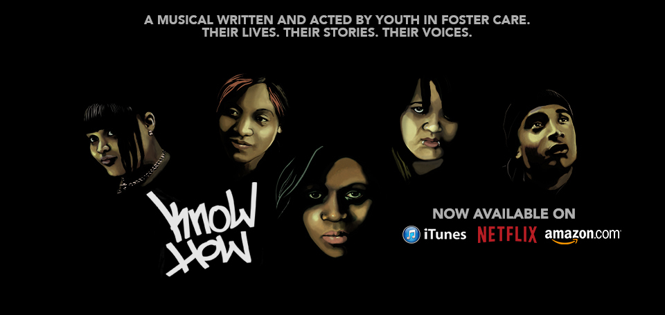 Pledge to Watch Know How and support foster care youth