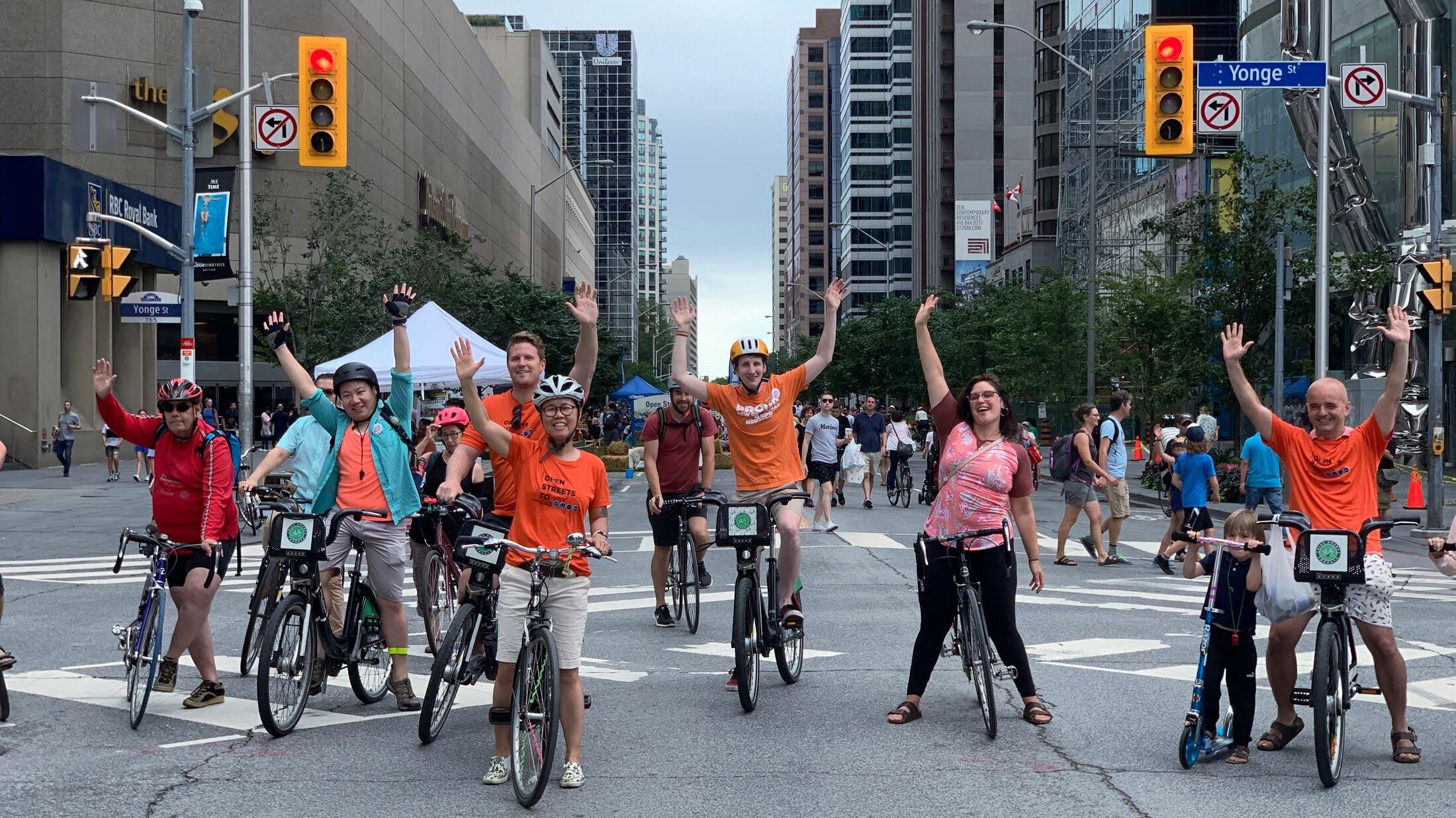Open Streets TO