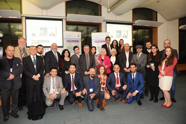 Newroz Reception 2015 - Most Successful Kurds in Britain Awards