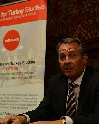 Dr Liam Fox MP : 'The Crisis in Iraq'