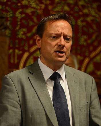 Jason McCartney MP : 'The Crisis in Iraq'
