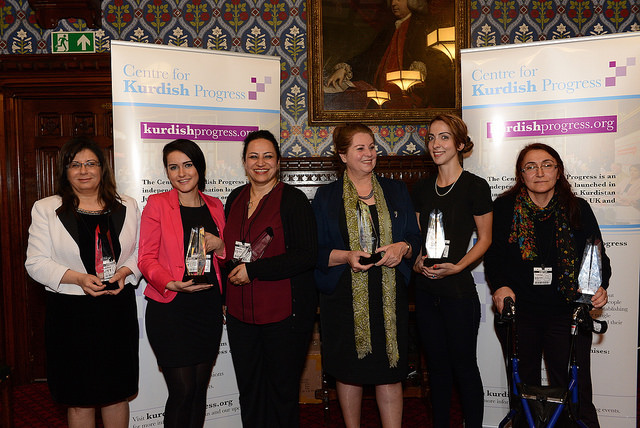 Kurdish Progress Women's Rights and Achievements Reception